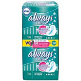 Always vložka ultra ActiPearls normal  28 ks