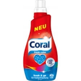 Coral fresh color 1,2L 24 Praní
