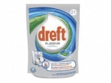 Dreft  platinum tablety all in1 48 ks