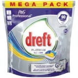 Dreft professional Platinum tablety 90 ks