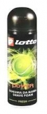 Lotto power pena na holenie 300 ml
