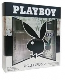 Playboy Hollywood 100 ml EdT + 150 ml deo