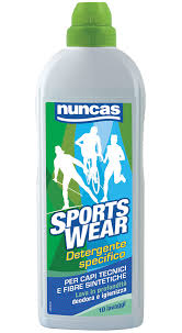 Nuncas spotrs wear  750 ml (10 praní)